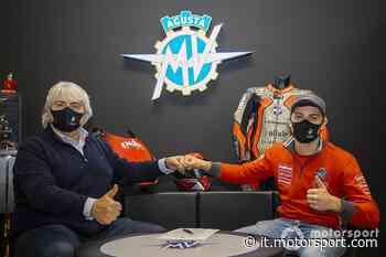 MV Agusta: Marcon sostituirà l'infortunato Corsi al GP di Doha - Motorsport.com Italia