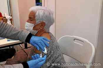 Coronavirus en Navarra | 88 años, 8 hijos, 17 nietos, 8 bisnietos y 2 de Pfizer - Noticias de Navarra