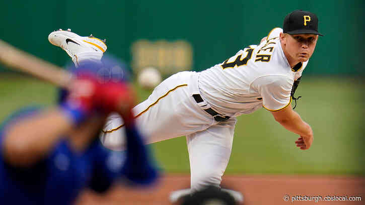 Pirates Snap 6 Game Losing Streak With 8-2 Win Over Cubs