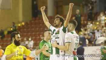 El Córdoba Futsal cumple el plan en Vista Alegre - Diario Córdoba