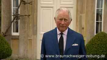 Tod von Prinz Philip: Charles bedankt sich für Anteilnahme