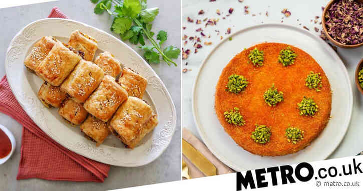 Instagram chef shares two recipes perfect for Ramadan