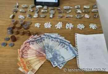 Suspeitos são presos em flagrante por tráfico de drogas, em Abelardo Luz - Lato