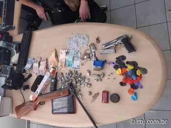 Polícia Civil deflagra operação em Abelardo Luz — Grupo RBJ de Comunicação - RBJ