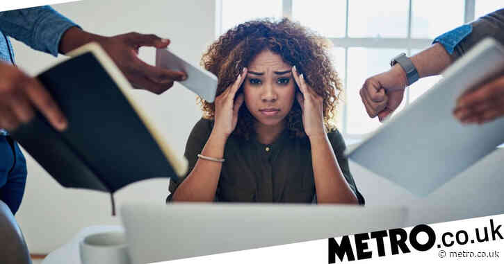 Six ways to tackle workplace stress – as we head back to the office
