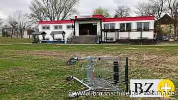 Wohnen, wo einst SV Süd Braunschweig seine Tore bejubelte