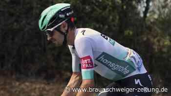 Baskenland-Rundfahrt: Auf Abfahrt abgehängt: Dämpfer für Giro-Hoffnung Buchmann