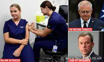 Scott Morrison makes a startling admission about the bungled Covid-19 vaccine rollout
