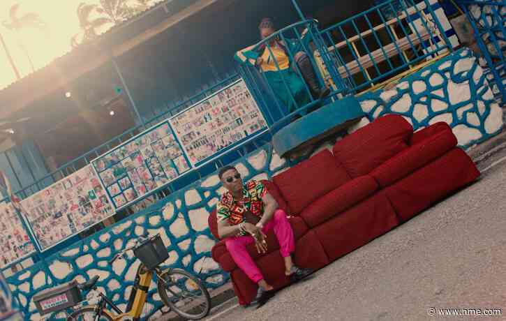 WizKid shares video for new Tems collaboration 'Essence'