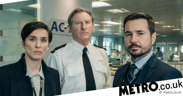 Will Line Of Duty be on tonight?