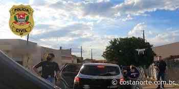 Polícia Civil de Pirapozinho prende líder de associação criminosa - Jornal Costa Norte