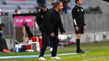 """Notelf, Zoff, """"Nächste Frage!"""": Beim FC Bayern brennt es lichterloh"""