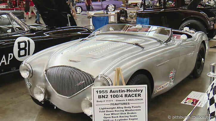 World Of Wheels Auto Show Returns To David L. Lawrence Convention Center