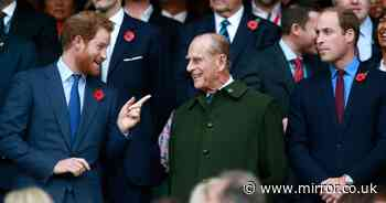William and Harry should use Philip funeral to 'mend any rift', says John Major