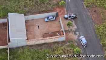 Presos dois acusados de matar idoso a marteladas em Terra Rica - ® Portal da Cidade | Paranavaí