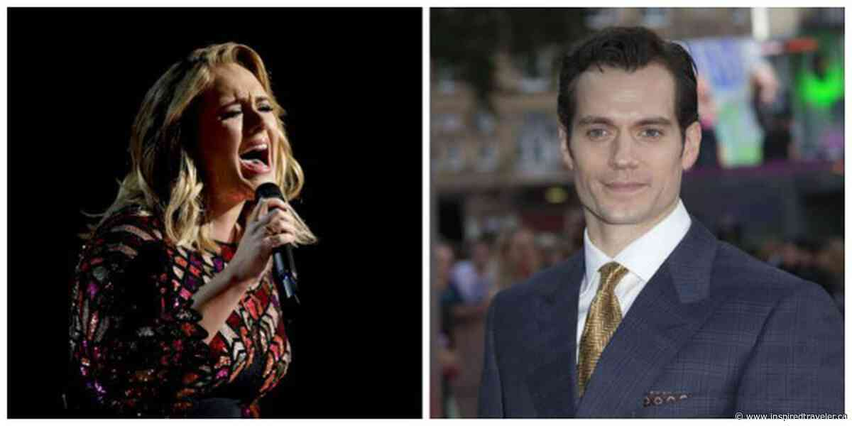Is Henry Cavill Dating Adele? - Inspired Traveler