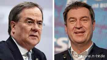 CDU/CSU-Fraktion erhöht Druck: Kanzler-Showdown der Union rückt näher