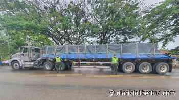 35 toneladas de cemento son incautadas en Dibulla, La Guajira - Diario La Libertad