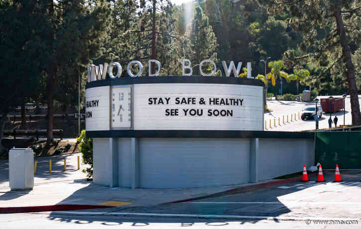 Los Angeles' Hollywood Bowl announces summer reopening with 14-week concert series