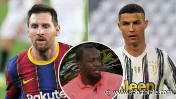 Usain Bolt Picks Between Lionel Messi And Cristiano Ronaldo In GOAT Debate - SPORTbible