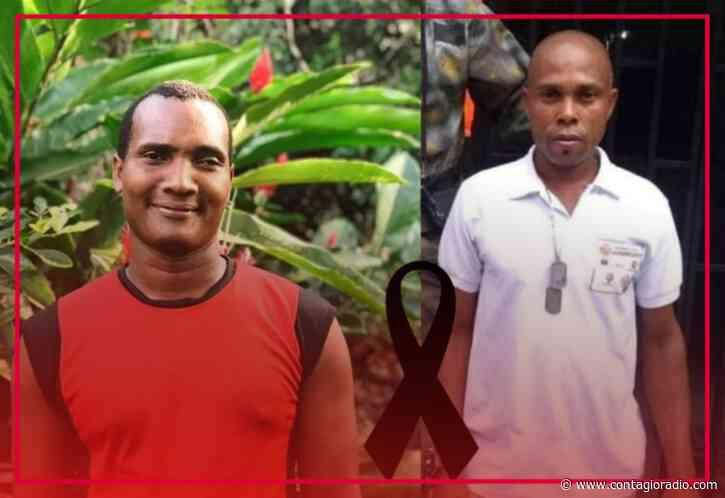 Asesinan a dos líderes sociales en Nuquí, Chocó – Contagio Radio - Contagio Radio