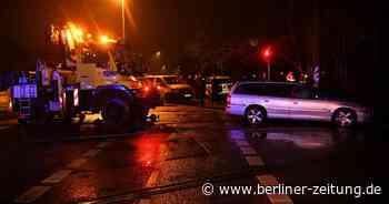 Ahrensfelde: Mann rast der Polizei davon – Festnahme in Marzahn - Berliner Zeitung