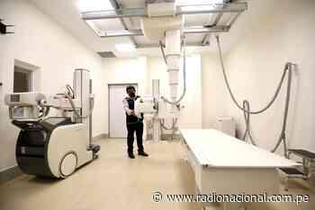 La Libertad: Pronis implementa nuevo equipamiento en Hospital de Pacasmayo - Radio Nacional del Perú