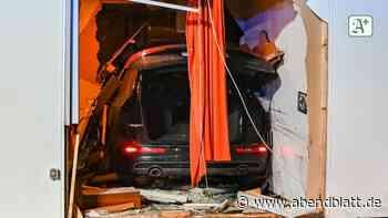 Schleswig-Holstein: Frau rast in Bungalow in Ratekau – mit Baby im Auto