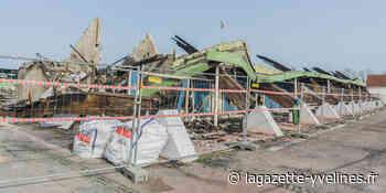 La reconstruction du gymnase Aimé Bergeal estimée à huit millions d'euros - La Gazette en Yvelines