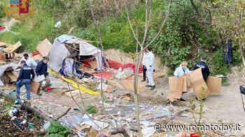 Monte Mario, bonifica intorno alla panoramica: via baracche e rifiuti vicino la Città Giudiziaria