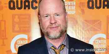 Joss Whedon controversies timeline: Accusations against the director - Insider