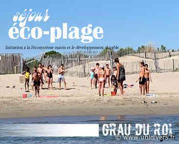 Eco Plage Colonie l'Espoir dimanche 18 juillet 2021 - Unidivers