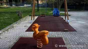 """Talenti, nuova area giochi per Parco Niccodemi: """"Fino a due anni fa era impraticabile"""""""
