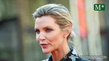 Nadja Auermann wird 50 - Glamour kann sie noch immer - Berliner Morgenpost