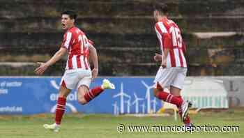 1-4. El Bilbao Athletic sigue firme en la segunda fase de la Liga