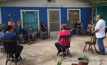 VISITA ANWAR VIVIAN EJIDOS DE VALLE HERMOSO Y MATAMOROS - Noticias de Tamaulipas