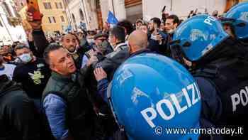 """Movimento """"IoApro"""" a Montecitorio, la Questura: """"Manifestazione non autorizzata"""""""