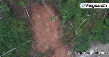 Fuertes lluvias afectaron el acueducto en San Vicente de Chucurí - Vanguardia