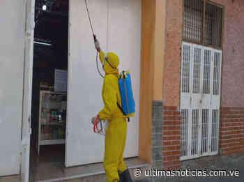 Desinfectaron con hipoclorito más de 800 negocios en Cúa - Últimas Noticias