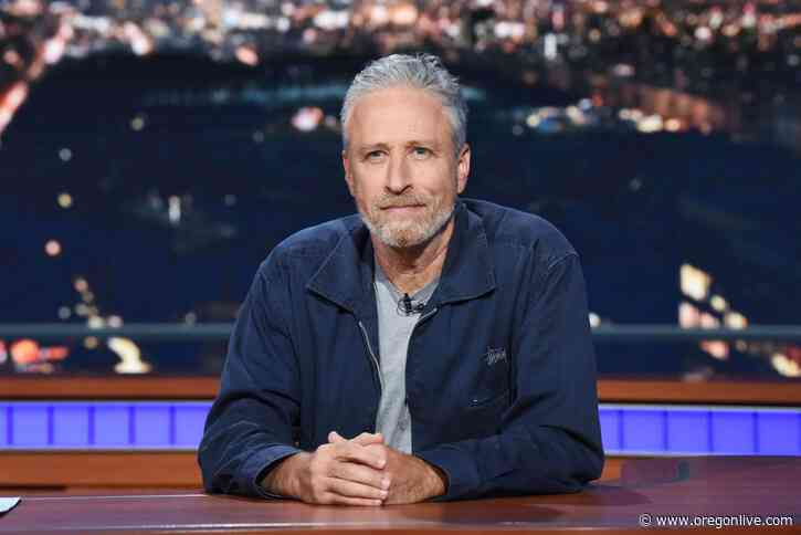 Jon Stewart's return to TV: Title, premiere plan for former 'Daily Show' host's new series - OregonLive