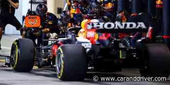 Protagonista en la F1 de 2021 y queja de Mercedes: ¿Qué es el 'rake'? - Car and Driver
