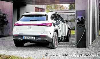 SUV, eléctrico, compacto y de Mercedes - Noticias de Gipuzkoa