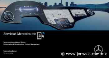 Mercedes-Benz México introduce nuevas funciones de su app Mercedes me - La Jornada
