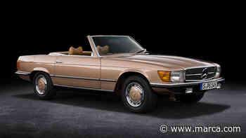 Mercedes SL: la generación del cabrio de lujo con más éxito cumple 50 años - MARCA.com