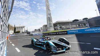 DS pone a prueba el dominio de Mercedes en la cita doble de Roma - MARCA.com