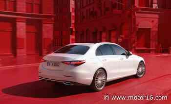 Mercedes-Benz Clase C. El nuevo ya se vende en Alemania - Motor16