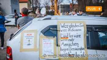Demo: Zweifel und Wut wegen der Corona-Maßnahmen in Dießen