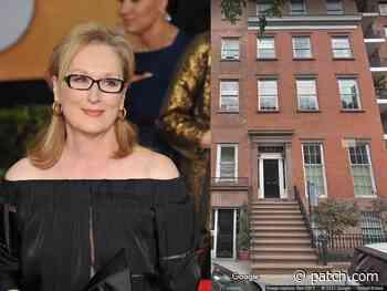 Meryl Streeps Former West Village Home Sells For $17 Million - Patch.com