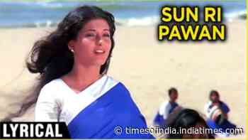 Listen to Hindi Bollywood Classic song Lyrical - 'Sun Ri Pawan Pawan Purvaiya' Sung By Lata Mangeshkar From The Movie Anuraag - Times of India