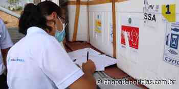 Itaberaba recebe mais 1.290 doses de vacina contra a covid-19 - chapada notícias